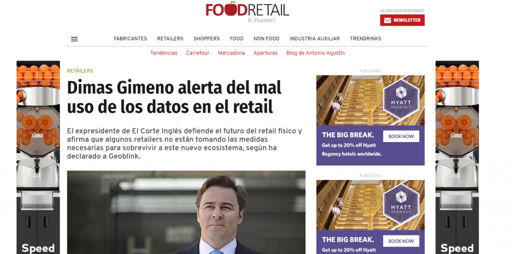 datos en retail